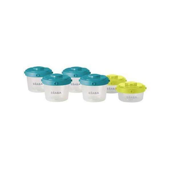 912481-Set-de-6-Pots-de-conservation-Beaba-Clip-1er-age-60-ml-et-120-ml-Bleu-et-Neoncover