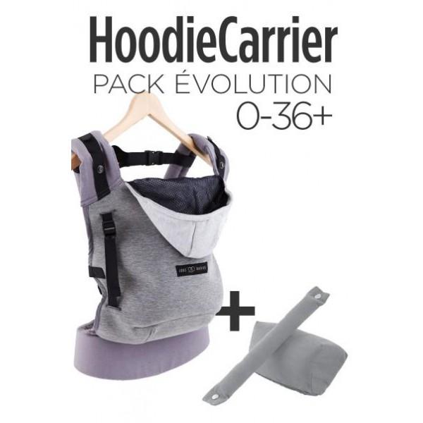 BU-HC43_ACCA-pack-evolution-0-36-hoodiecarrier-gris-flanelleportebebeloveradiuscover